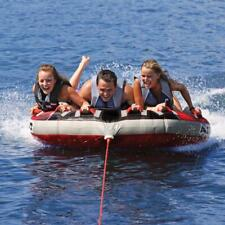 Airhead G-Force 3 Towable 3 person Inflatable Raft, water sports.. AHGF-3 FUN!!!