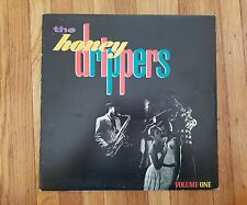 THE HONEYDRIPPERS VOL.1 Excellent Vinyl LP VG+ record COVER PARANZA 19 84