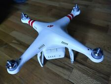DJI Phantom 2 vision plus drone With Controller, 2 Batteries and backpack