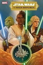 Star Wars: The High Republic #1, A + 1:10 + 1:25 Covers, Presale 1/6/2021