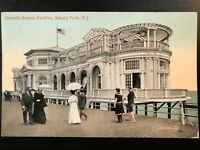 Vintage Postcard>1907-1915>Seventh Avenue Pavilion>Asbury Park>New Jersey