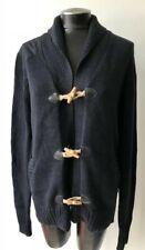 (NEW) ALL SAINTS SPITALFIELDS Men's Cotton Cardigan Sweater (Med.)