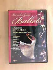 DVD BALLET / A TRIBUTE TO ALVIN AILEY / ALVIN AILEY DANCE THEATER / TR BON ETAT