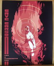 Cave Carson Cybernetic Eye - Mondo Poster Print - DC Comics  - Thought Bubble