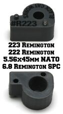 223 Remington 5.56 6.8Spcii rifle pivot adapter for Hornady Lnl Case Feeder