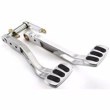 Lokar 55 56 57 Chevy Tri 5 Aluminum Brake Clutch Pedal Kit BCA-9513 Hot Rod