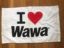 New I LOVE WAWA Hand Towel