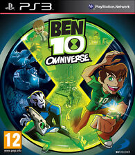 Ben 10 Omniverse PS3 Playstation 3 IT IMPORT D3 PUBLISHER