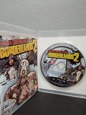 Borderlands 2 Complemento Sony PLAYSTATION 3 PS3 Original con Funda y Manual S8