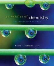 Study Guide for MooreStanitskiJurs' Principles of Chemistry: The Molecular Scien
