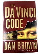 *Free Shipping* The Da Vinci Code by Dan Brown Hardcover