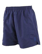 Maru Solid Short Swimming Mens Navy Blue Size Medium  M