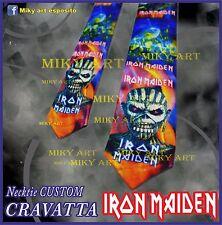 iron maiden Cravatta Necktie Cravatta Necktie lazo cravate cravată tie Krawatte