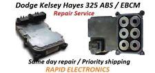 Dodge Ram 1500 2500 3500 1998 - 2008 Kelsey Hayes 325 ABS Module / EBCM Repair