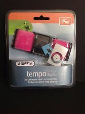 Griffin Ultimate Sport Armband for 2nd Generation iPod Shuffle Tempo