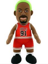 Dennis Rodman Chicago Bulls 11in Plush Doll Nba Basketball, Bleacher