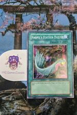 YuGiOh Harpie's Feather Duster SDD-003 Secret Rare Near Mint