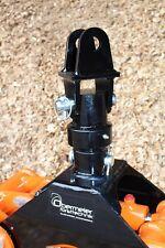 Mechanischer Rotator 40mm ⭐️🔥⭐️Zapfen Holzzange Verladezange Rückezange,