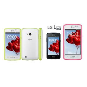 Original LG L50 D227 d213 WIFI GPS 3G GSM 3MP 4GB ROM 512MB RAM Smart phone 4''