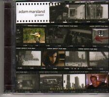 (DH211) Adam Marsland, Go West - 2009 double CD