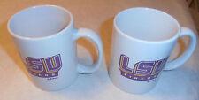 2- Vintage Lsu Tigers Coffee Mug Lot
