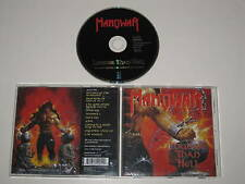 MANOWAR/LOUDER THAN HELL (GEFFEN 24925-2) CD ÁLBUM