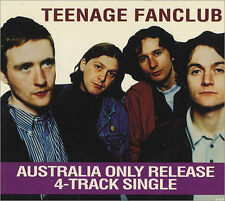 Teenage fan club Australia only release 4-track single package numérique