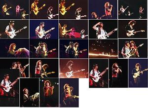 170 Deep Purple colour concert photos 1976/85,2004/06/07/08/09/11