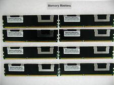 A2337012 64GB (8X8GB) PC2-5300 FBD Memory Dell Poweredge M600 4RX4