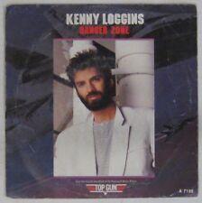 Top Gun 45 tours Kenny Loggins 1986