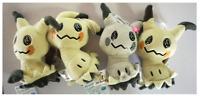 Pokemon various Mimikyu mania! Plush Doll Stuffed toy 4 set from JAPAN 2019