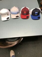 4 Assorted New Ping Golf Hats