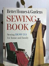 Vintage Sewing Book Better Homes & Gardens 1961 Sewing How To For Home & Family