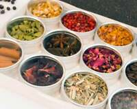 12pc Tonic & Gin Botanicals Gin Flavoring Box Brewing Kit Gin Infusion Christmas