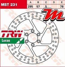 freno a disco anteriore TRW Lucas STD 231 Suzuki VS 1400 Intruder VX51L/LD 87-03