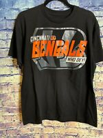 Cincinnati Bengals Nfl Team Apparel Size Large Who Day Bangles🔥🏈Rare
