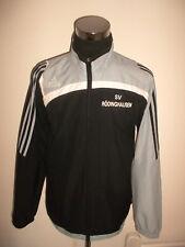 vintage ADIDAS Jacke Sportjacke track jacket SV RÖDINGHAUSEN oldschool jacket L