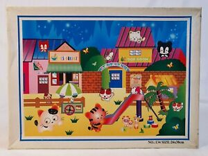 Candy Boy Jigsaw Puzzle Cats And Animals 300pc 38x26cm