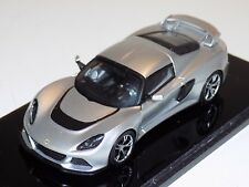 1/43 Spark Street Lotus Exile S Coupe  in Silver  S2224