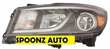 FITS KIA SEDONA 2015-2016 DRIVER HEADLIGHT HEAD LAMP LIGHT W/O LED - LEFT