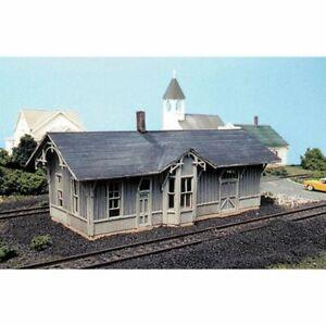 Blair Line 185 - Chesapeake & Ohio Depot - Standard #1 Design   - HO Scale Kit