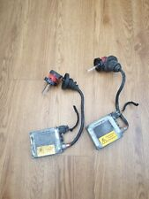 Xenon Ballast Vauxhall Omega B 90565932 Control Unit x2 with bulbs