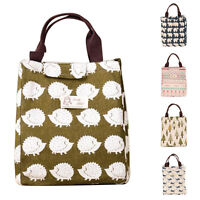 Insulated Thermal Cooler Lunch Box Carry Tote Storage Bag Picnic Case Eyeful