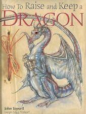 How to Raise and Keep a Dragon, Nigg, Joe, Good Book