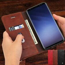 Étuis, housses et coques en cuir pour téléphone mobile et assistant personnel (PDA) Samsung