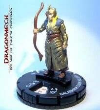 HeroClix The Two Towers #002 Galadhrim Elven Soldier Lord of the Rings