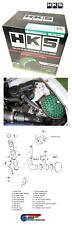 HKS Super Power Flow Reloaded Induction Filter Kit - For RPS13 180SX SR20DET