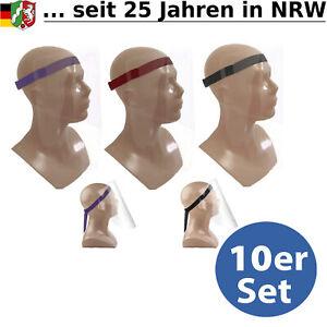 Face Shield Gesichtsschutz Visier Gesichtsvisier Spuckschutz Schutzvisier Schild