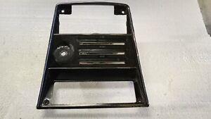 Datsun 70- 8.72 240Z Non- Illuminated Heater Control Panel