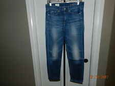GAP 1969 SEXY BOYFRIEND Women Jeans Slouchy Relaxed Tapered Denim Pants 26/2